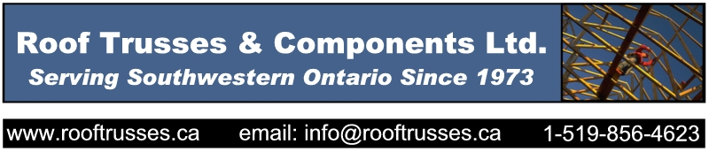 Roof Trusses and Components Ltd
